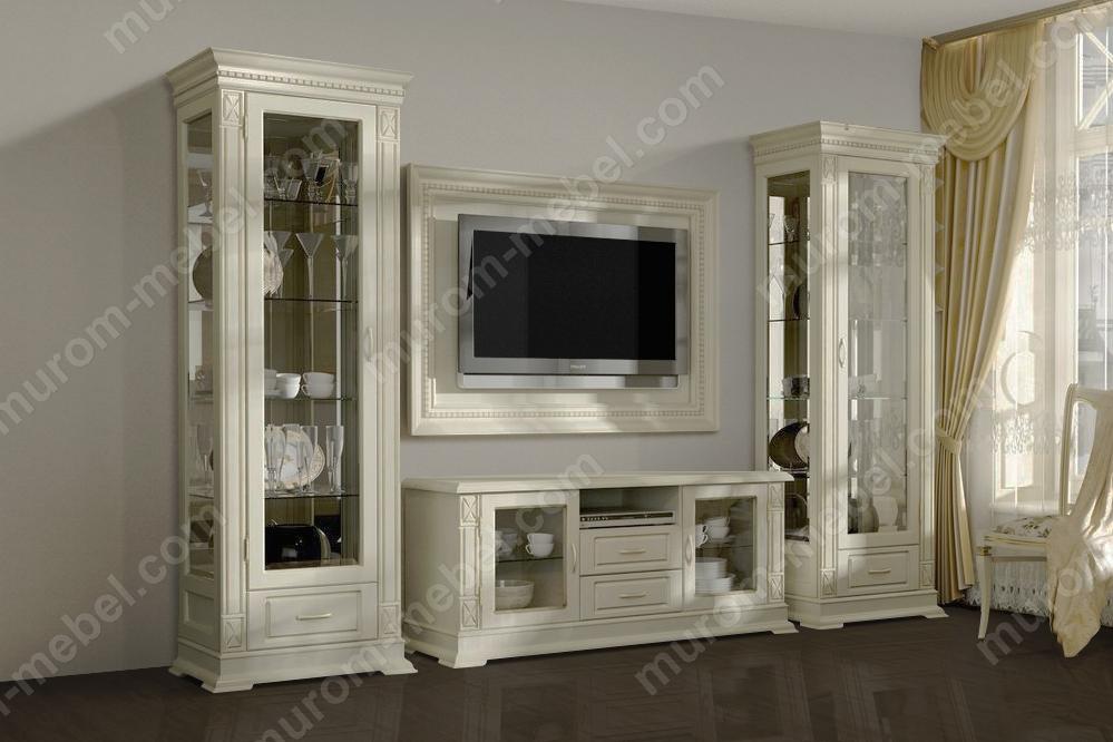 набор мебели гранада в гостиную мебель из массива дерева в