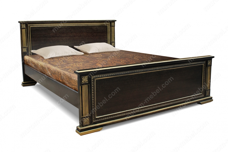 Кровать Грета из дуба