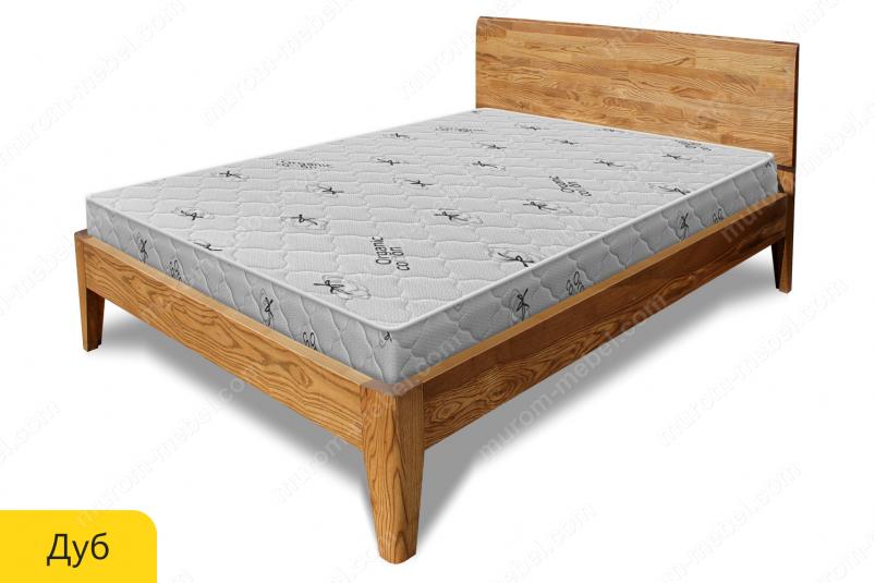 Кровать Данте из дуба