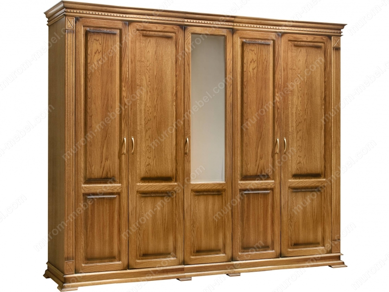 Шкаф 5-ти створчатый Флоренция