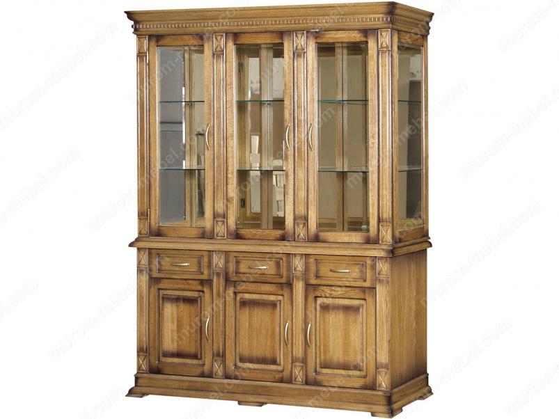Шкаф тройной Флоренция-1