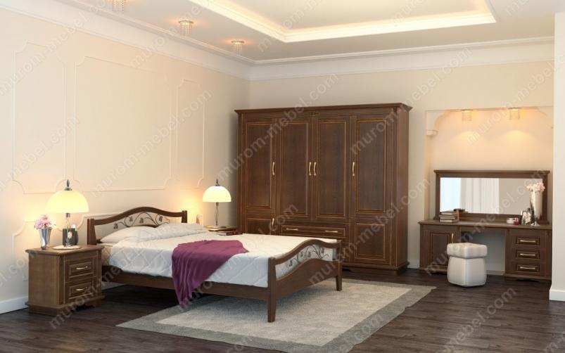 Спальный гарнитур Алиса 3
