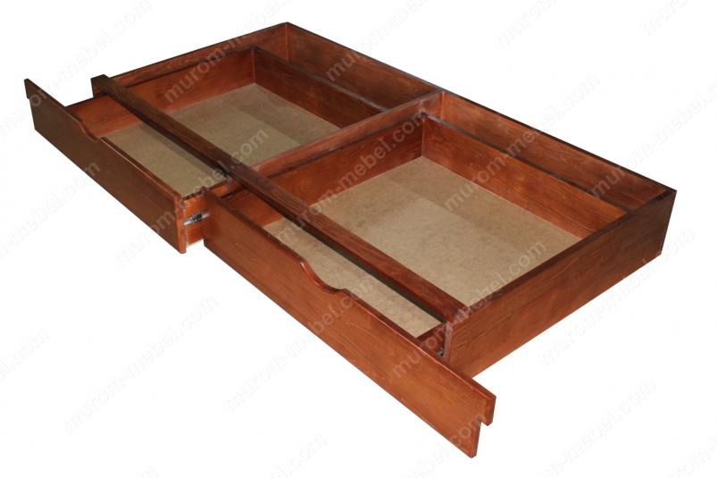 Ящик подкроватный на направляющих