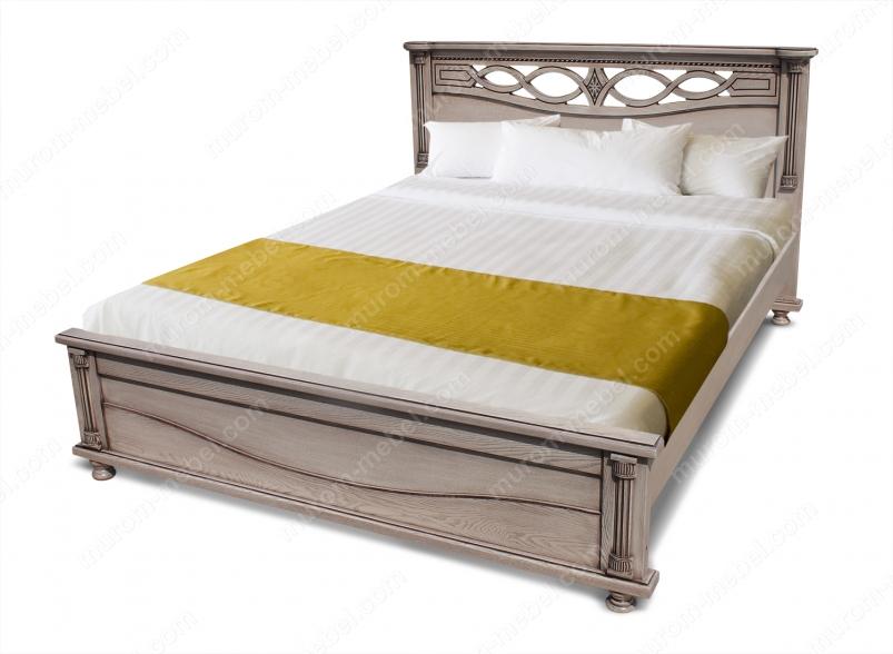 Кровать Мелиса из березы
