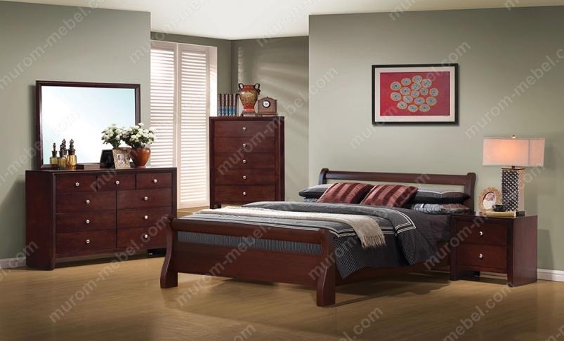 Спальный комплект Муза