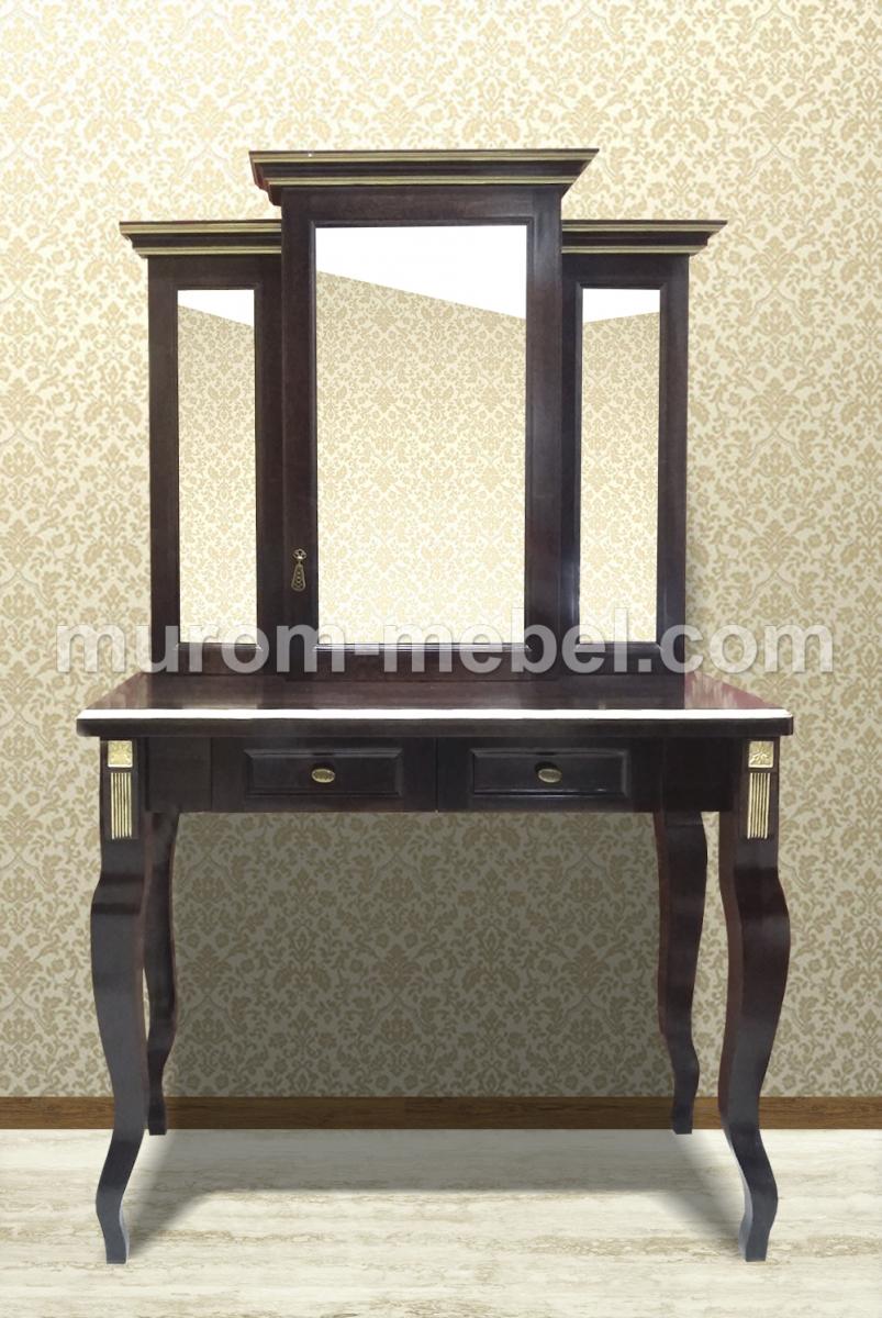 Дамский столик Грета из березы